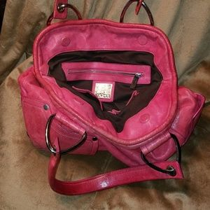 Kooba, salmon color purse